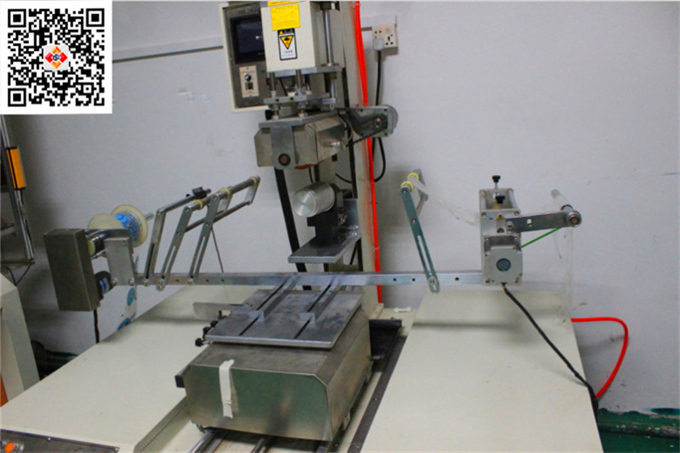 泓亿嘉热转印机械设备展示(十五)
